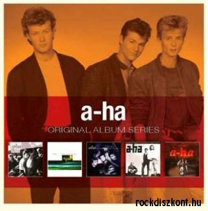 A-HA - Original Album Series - 5CD Box