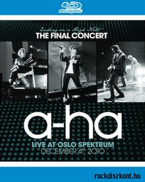 A-HA - Ending On A High Note - The Final Concert BD (Blu-ray Disc)