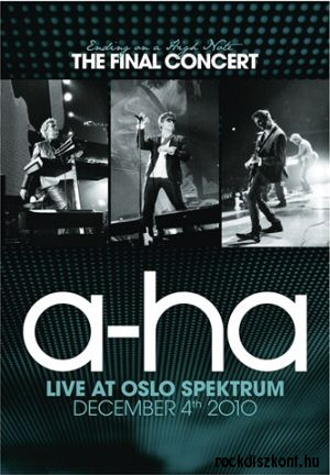 A-HA - Ending On A High Note - The Final Concert DVD