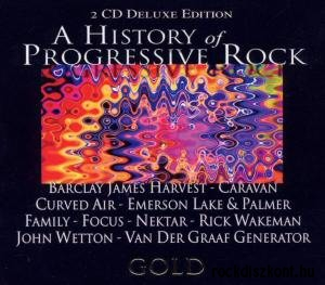 A History of Progressive Rock 2CD