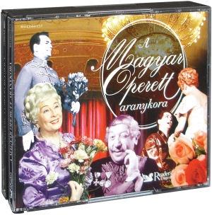 A magyar operett aranykora (83 dal) 5CD