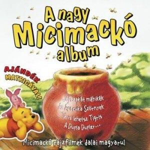 A nagy Micimackó album CD