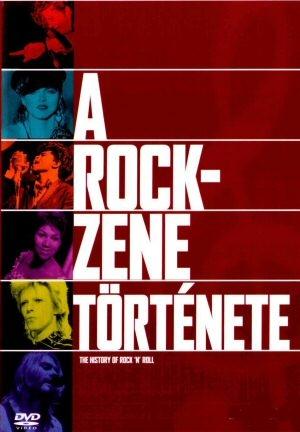 A Rockzene Története 10 felejthetetlen órában - 5DVD