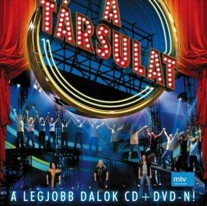 A Társulat - A legjobb dalok CD+DVD