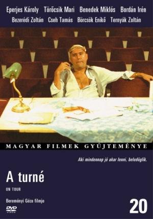 A turné (On Tour) - Bereményi Géza filmje DVD