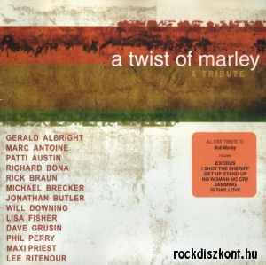 A Twist of Marley: A Tribute - Various Artists CD