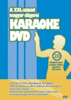 A XXI. század magyar slágerei - Karaoke DVD
