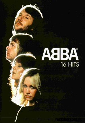 ABBA - 16 Hits DVD