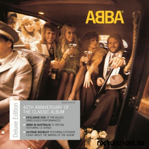 ABBA - ABBA - 40th Anniversary of the Classic Album (Deluxe Edition) CD+DVD
