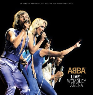 ABBA - Live At Wembley Arena ( The Complete ABBA Concert from November 10th 1979) 2CD