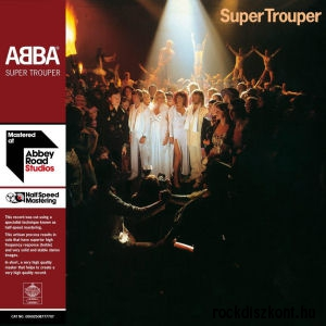 ABBA - Super Trouper (40th Anniversary) Half Speed Mastering  (Vinyl) 2LP