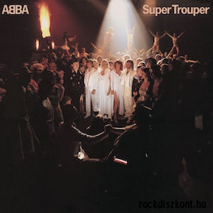 ABBA - Super Trouper (Vinyl) LP