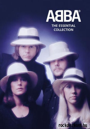 ABBA ‎- The Essential Collection DVD