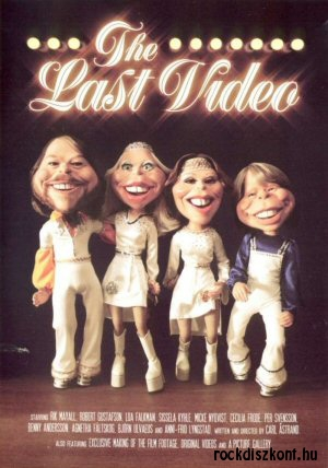 ABBA - The Last Video DVD