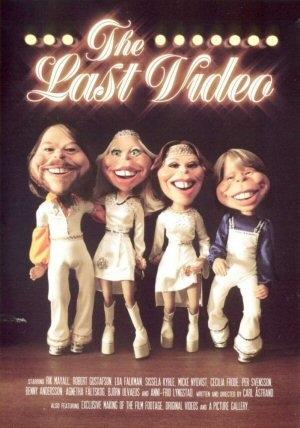 ABBA - The Last Video DVD