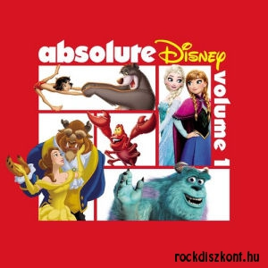 Absolute Disney: Volume 1 - Various Artists CD
