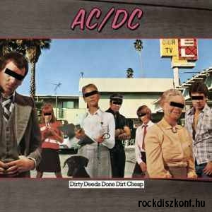 AC/DC - Dirty Deeds Done Dirt Cheap (Vinyl) LP