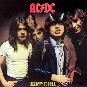 AC/DC - Highway to Hell (Vinyl) LP