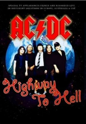 AC/DC - Highway To Hell DVD