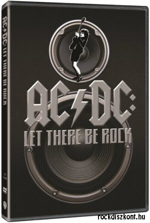 AC/DC - Let There Be Rock - Az AC/DC legendás koncertfilmje DVD