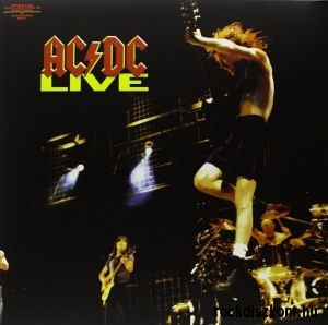 AC/DC - Live (Collector's Edition Vinyl) 2LP