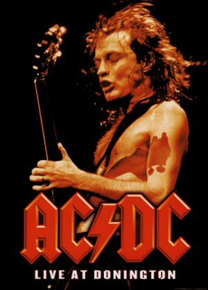 AC/DC - Live At Donington DVD
