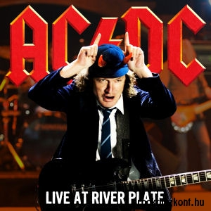 AC/DC - Live At River Plate 3LP