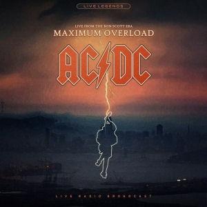 AC/DC - Maximum Overload (Live From The Bon Scott Era) (Transparent Red Vinyl) LP