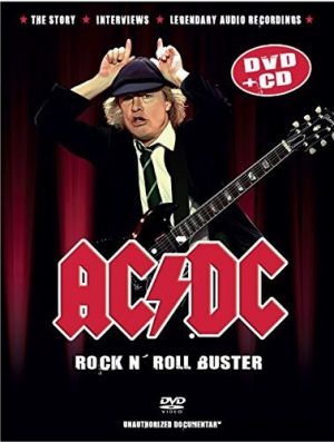 AC/DC - Rock N' Roll Buster DVD+CD