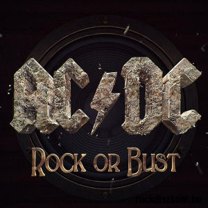 AC/DC - Rock or Bust LP+CD