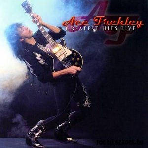 Ace Frehley - Greatest Hits Live CD