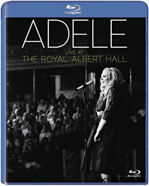 Adele - Live at the Royal Albert Hall - Blu-ray+CD