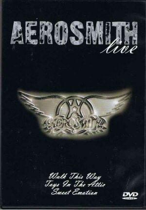 Aerosmith - Live DVD