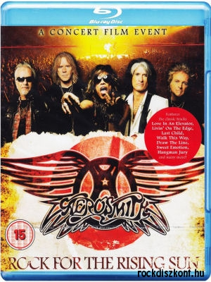 Aerosmith - Rock For The Rising Sun BD (Blu-ray Disc)