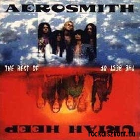 Aerosmith - Uriah Heep - The Best of Aerosmith / Uriah Heep CD