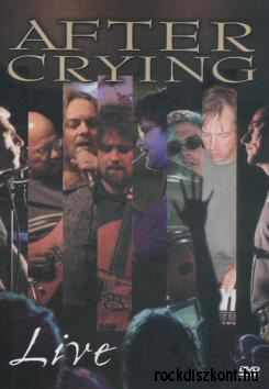 After Crying - Live DVD