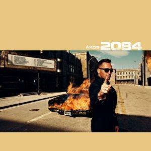 Ákos - 2084 CD+DVD