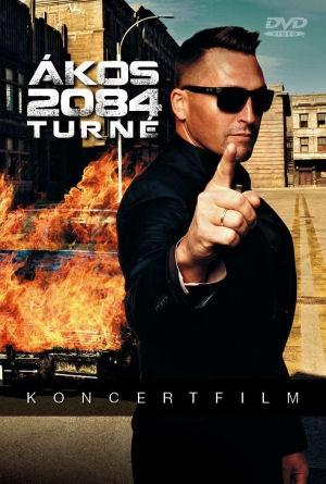 Ákos - 2084 Turné - Koncertfilm 2DVD