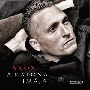 Ákos - A Katona Imája CD+DVD