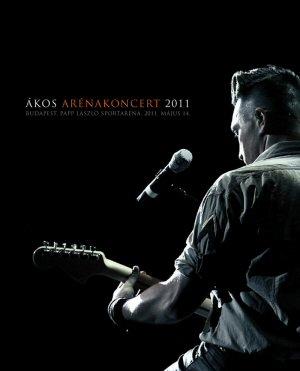 Ákos - Arénakoncert 2011 BD (Blu-ray Disc)