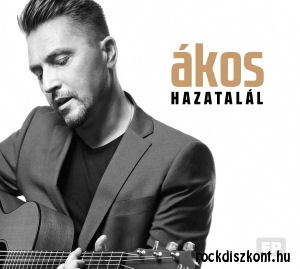Ákos - Hazatalál EP CD
