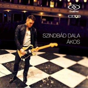 Ákos - Szindbád dala DD (DualDisc) maxi