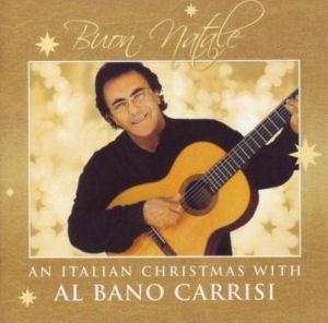 Al Bano Carrisi - Buon Natale: An Italian Christmas with Al Bano Carrisi CD