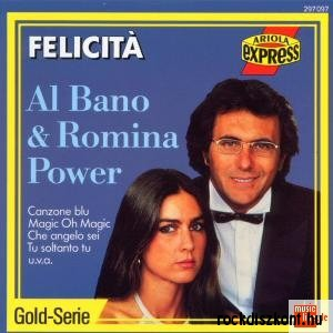 Al Bano & Romina Power - Felicita CD