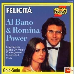 Al Bano & Romina Power - Felicita CD