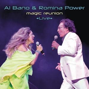 Al Bano & Romina Power - Magic Reunion - Live CD