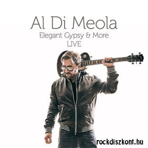 Al Di Meola - Elegant Gypsy & More Live CD
