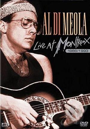 Al Di Meola - Live at Montreux 1986/1993 DVD