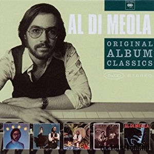 Al Di Meola - Original Album Classics 5CD