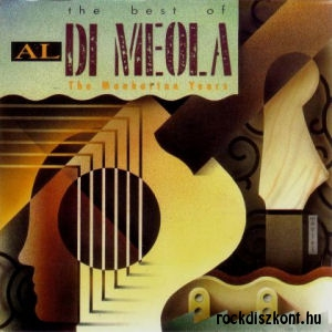 Al Di Meola - The Best of Al Di Meola: The Manhattan Years CD